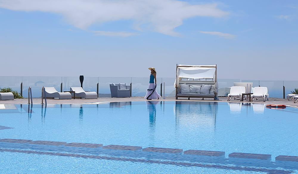 ORIZONTES HOTEL & VILLAS santorini wedding venue 4