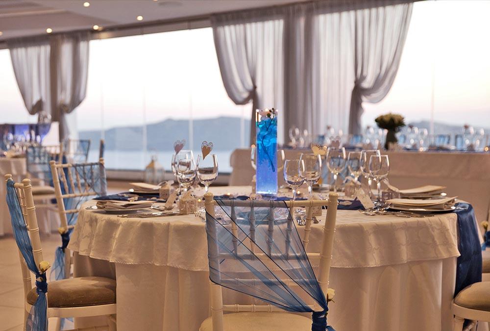 le ciel santorini wedding location 5