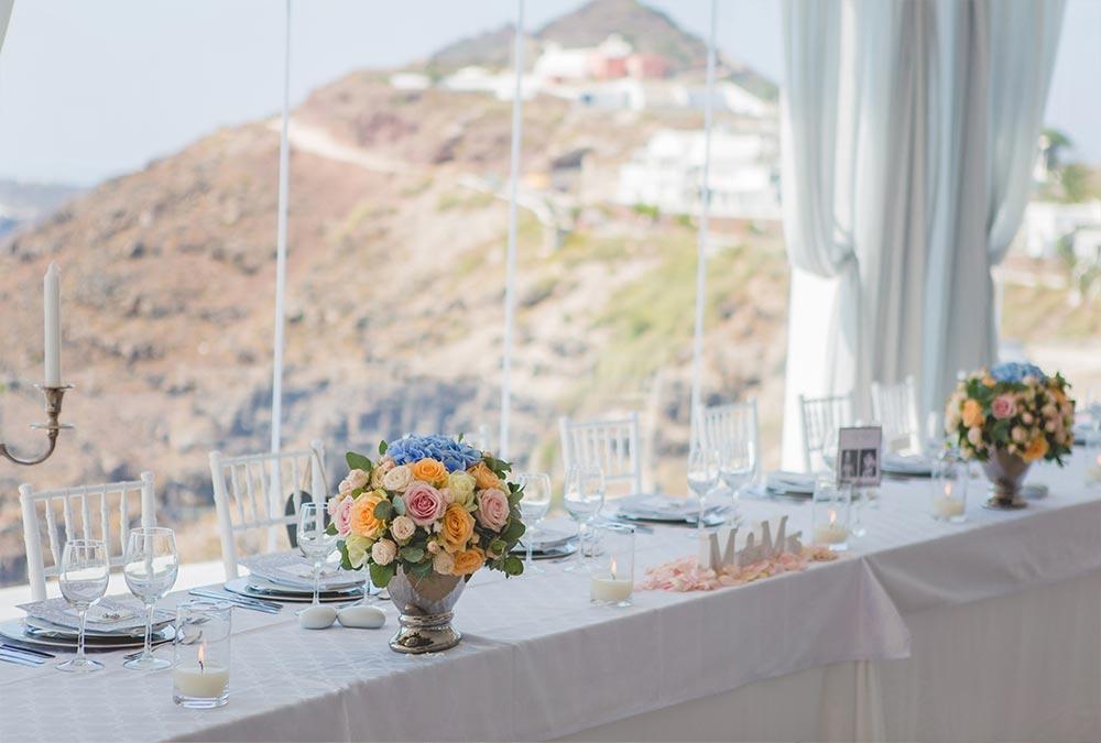 le ciel santorini wedding location 3