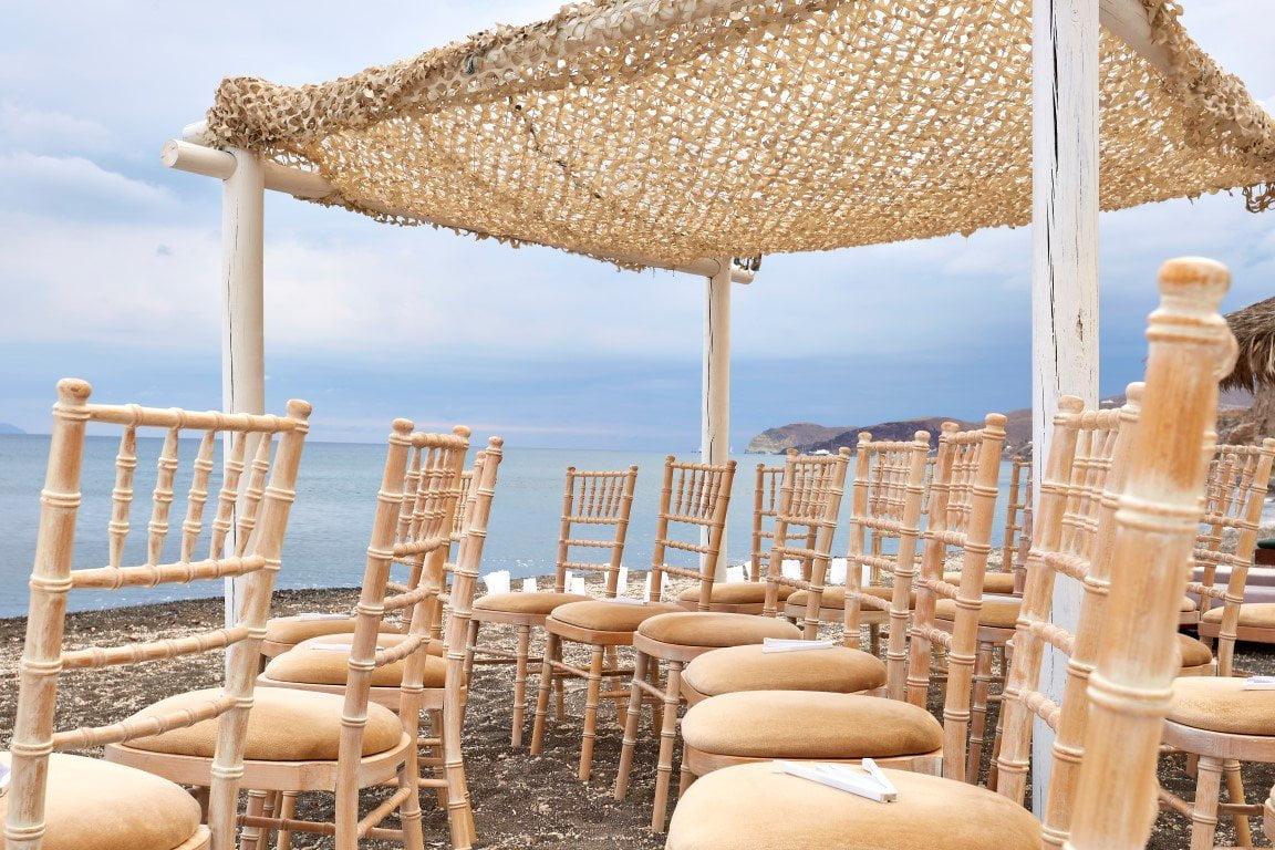 theros wave bar santorini wedding 6
