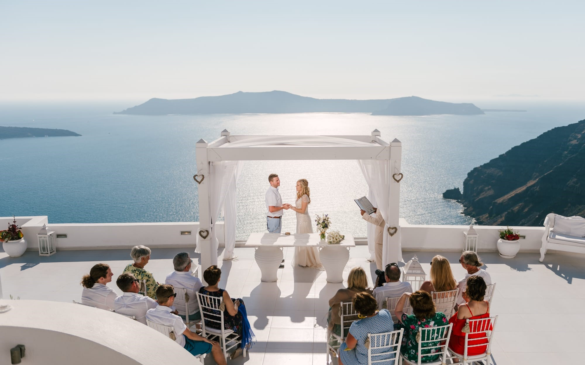 dana villas santorini wedding location 3