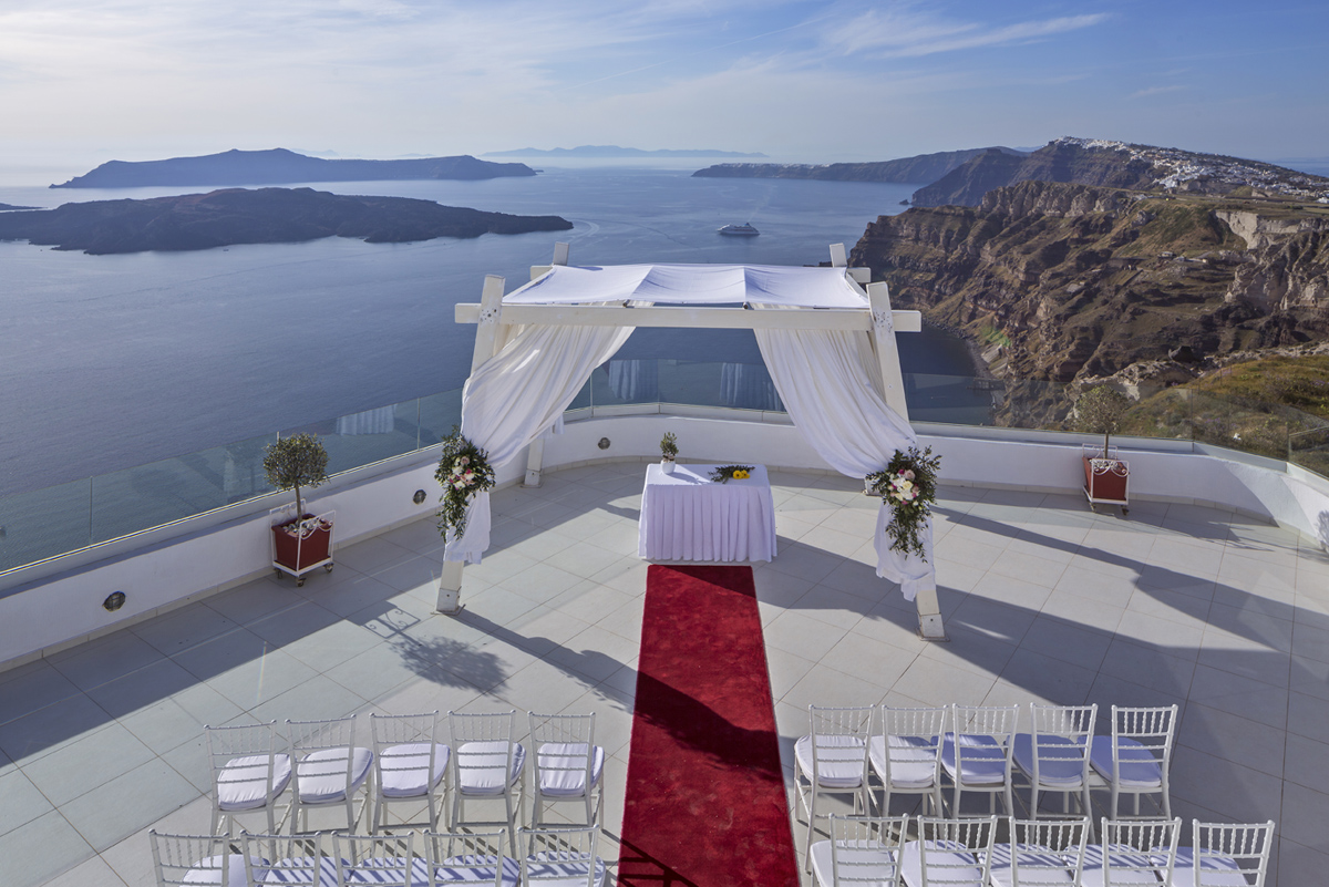santorini wedding venue 2