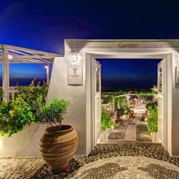 pyrgos restaurant santorini wedding venue