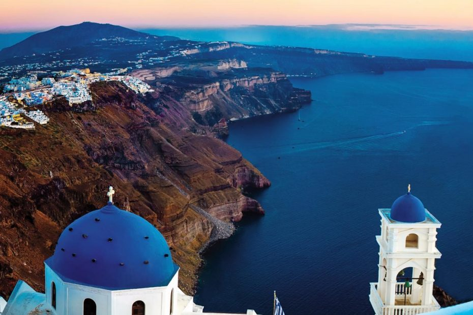 Wedding destination-santorini-view