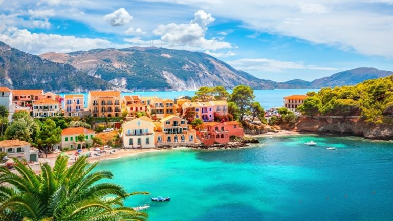 best wedding destinations in greece